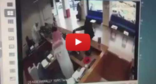يوتيوب رسالة بعث بها IBRAHIM ABDUL GHAFFAR: سطو مسلح على بنك الخليج بالكويت