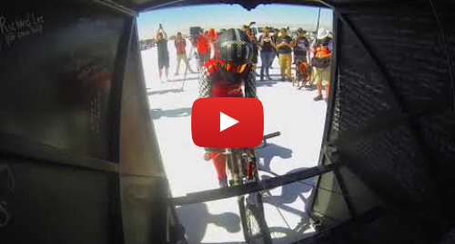Youtube post by Project Speed Denise Mueller-Korenek Project Speed: 2018 Project Speed Denise Mueller-Korenek 183.9mph World Paced Bicycle Speed Record