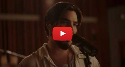Youtube post by Adam Lambert: Adam Lambert - Feel Something (Live Session)