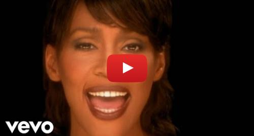 Youtube post by whitneyhoustonVEVO: Whitney Houston - Exhale (Shoop Shoop)