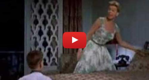 Youtube post by zennmann: Doris Day - Que Sera Sera