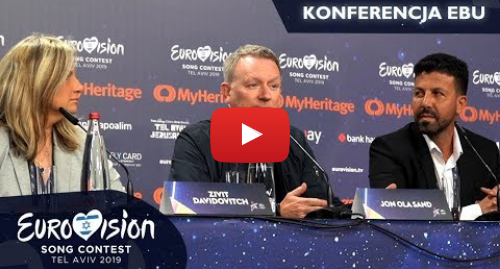 Youtube post by Dobry wieczór Europo!: Madonna will NOT perform on Eurovision Final? Jon Ola Sand reveals contract issues