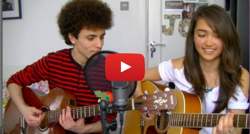 Youtube post by Joy Crookes: Hit The Road Jack-Ray Charles (cover by Joy and Paulo)