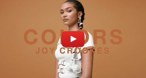 Youtube post by COLORS: Joy Crookes - Mother May I Sleep With Danger?   A COLORS SHOW