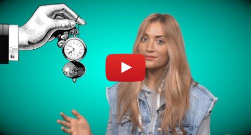 Publicación de Youtube por BBC News Mundo: ¿Por qué el tiempo parece pasar más rápido a medida que nos hacemos mayores?