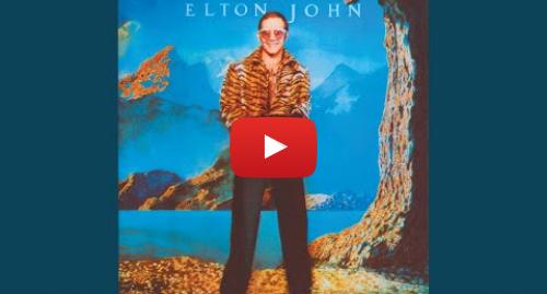 Youtube post by Elton John - Topic: Pinball Wizard