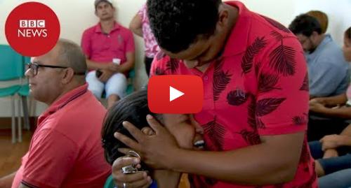 YouTube post de BBC News Brasil: Tragédia em Brumadinho  O drama de quem busca desaparecidos