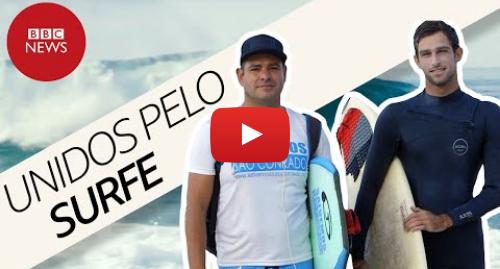 YouTube post de BBC News Brasil: Surfe une moradores do Rio em área marcada pela desigualdade