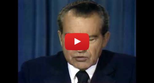 Youtube допис, автор: Halsey Burgund: In Event of Moon Disaster - Nixon Deepfake Clips