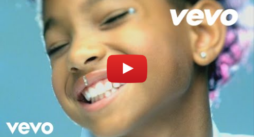Youtube post by WillowSmithVEVO: Willow Smith - Whip My Hair