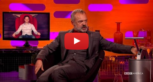 Youtube post by BBC America: Graham's Gender Reveal Party - The Graham Norton Show