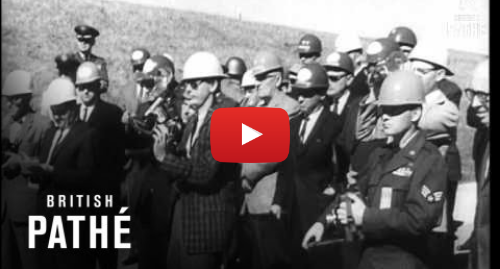 यूट्यूब पोस्ट British Pathé: Pakistan Camel Rider Visits Lyndon Johnson And Ex President Truman (1961)