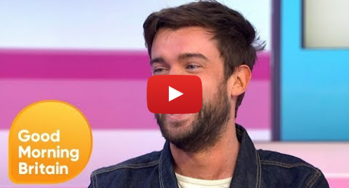 Youtube post by Good Morning Britain: Jack Whitehall on Fat Shaming Piers at the Brits | Good Morning Britain