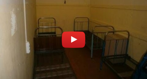 Youtube пост, автор: Следственный комитет Российской Федерации: «Карцер» в детском лагере