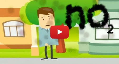 Publicación de Youtube por BBC News Mundo: Cómo afecta la contaminación del aire a nuestro cuerpo