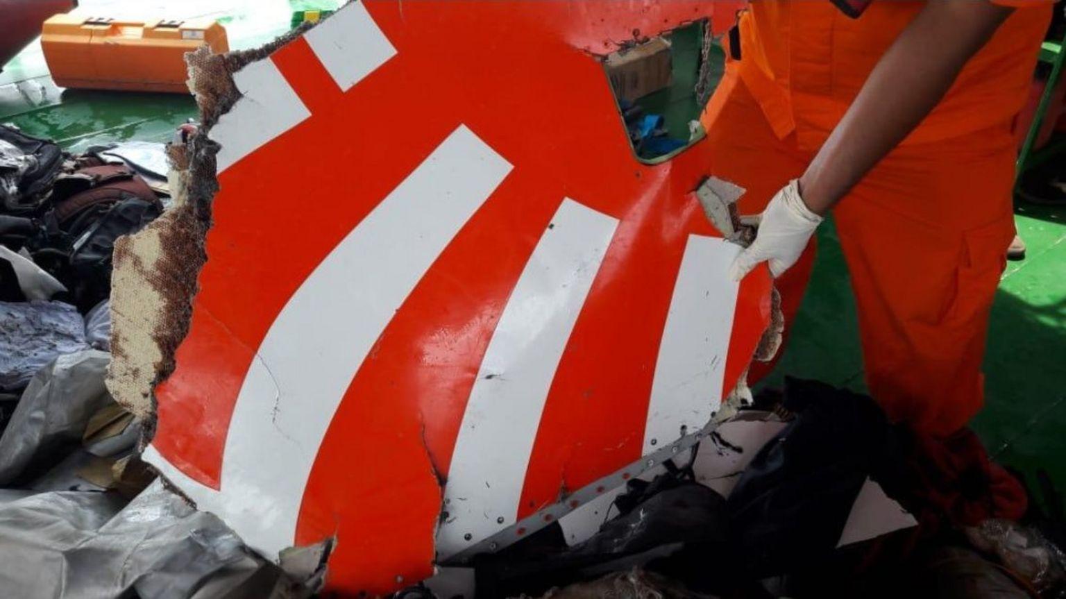 Malam Sebelum Jatuh Pesawat Lion Air Jt 610 Alami Masalah Instrumen