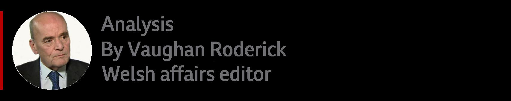 Vaughan Roderick banner