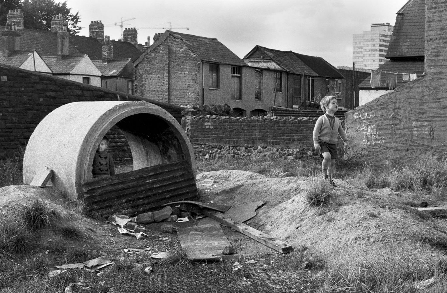 Dalston, 1971