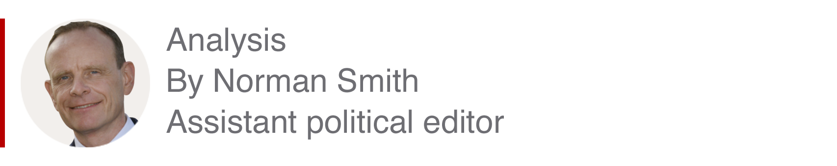 Analysis box by Norman Smith, assistant political editor