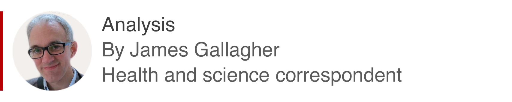 Analysis box by James Gallagher, health and science correspondent
