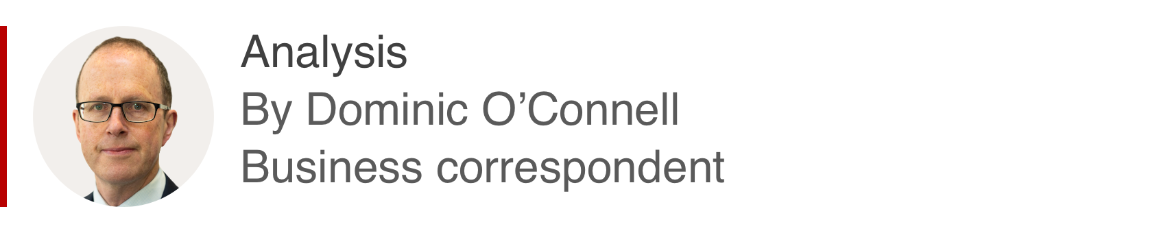 Analysis box by Dominic O'Connell, business correspondent