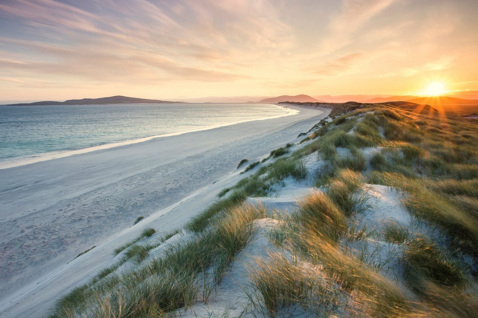 Hebridean Sunrise