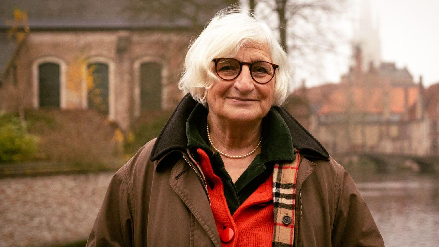 Brigitte Beernaert, architectural historian