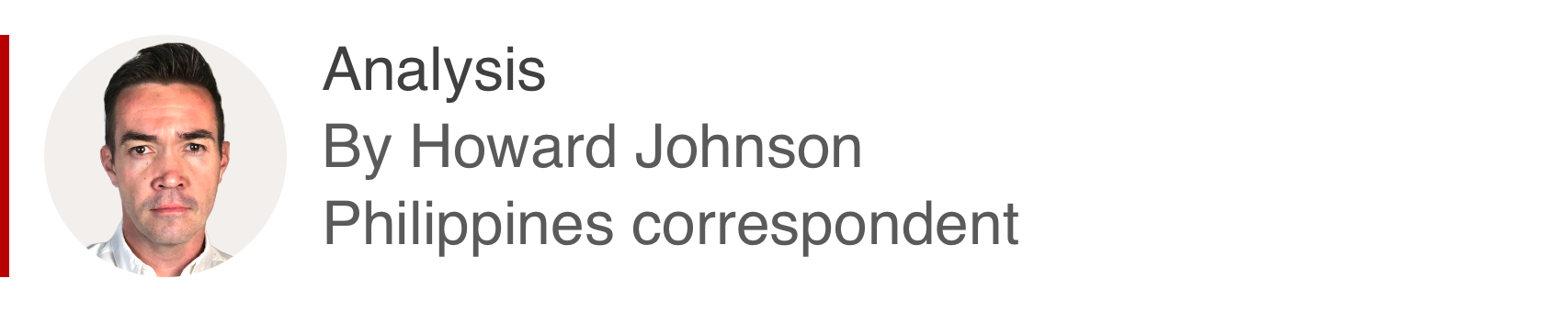 Analysis box by Howard Johnson, Philippines correspondent