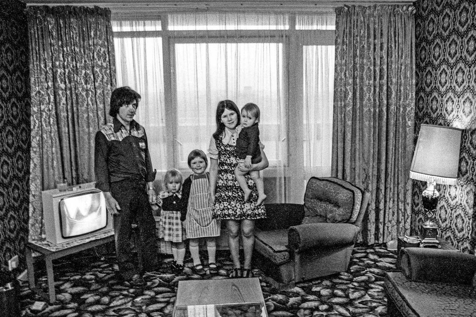 Rachel Point, Nightingale Estate, 1974