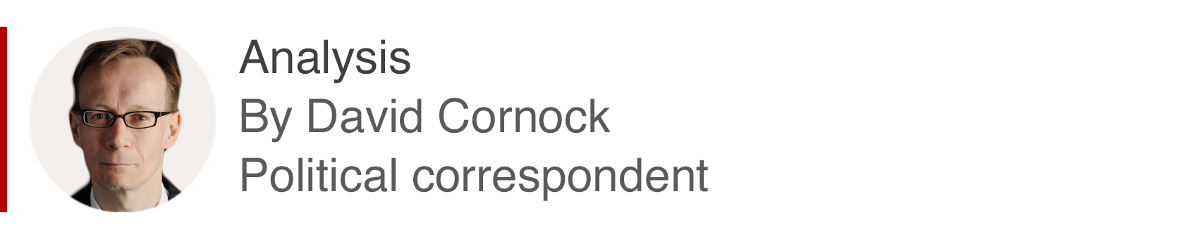 Analysis box by David Cornock, political correspondent