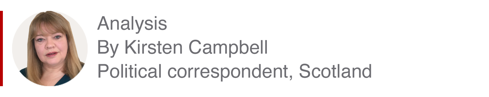 Analysis box by Kirsten Campbell, political correspondent, Scotland