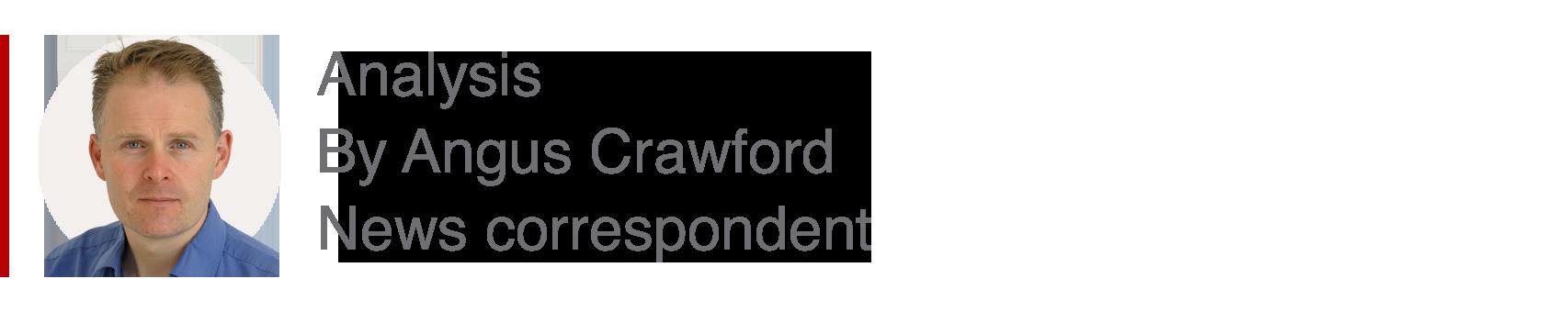 Analysis box by Angus Crawford, news correspondent