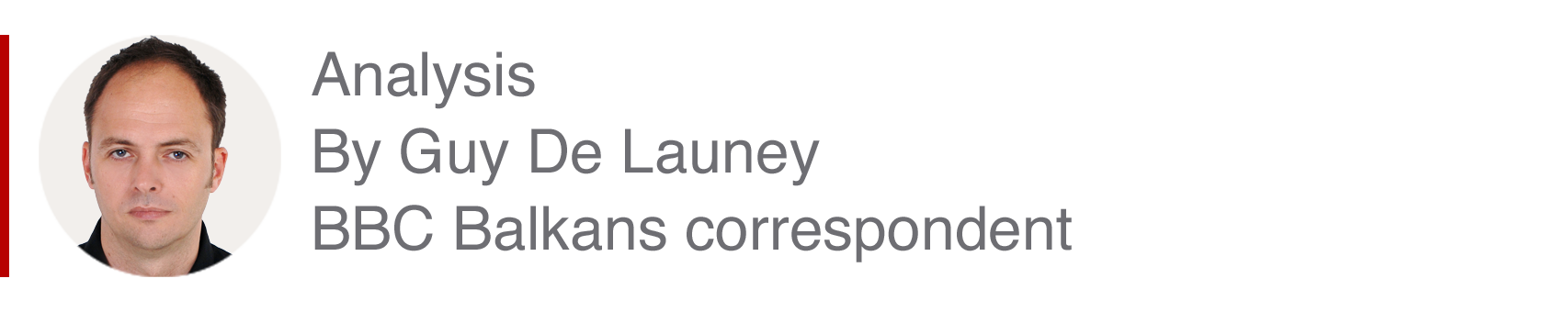 Analysis box by Guy De Launey, Balkans correspondent