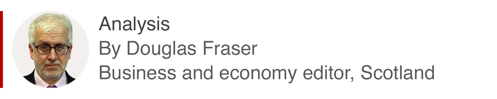 Analysis box by Douglas Fraser, business and economy editor, Scotland