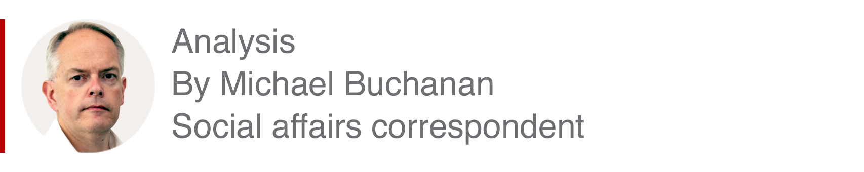 Analysis box by Michael Buchanan, social affairs correspondent