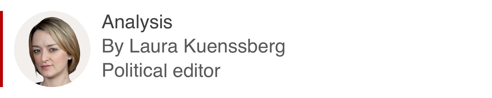 Analysis box by Laura Kuenssberg, politics editor