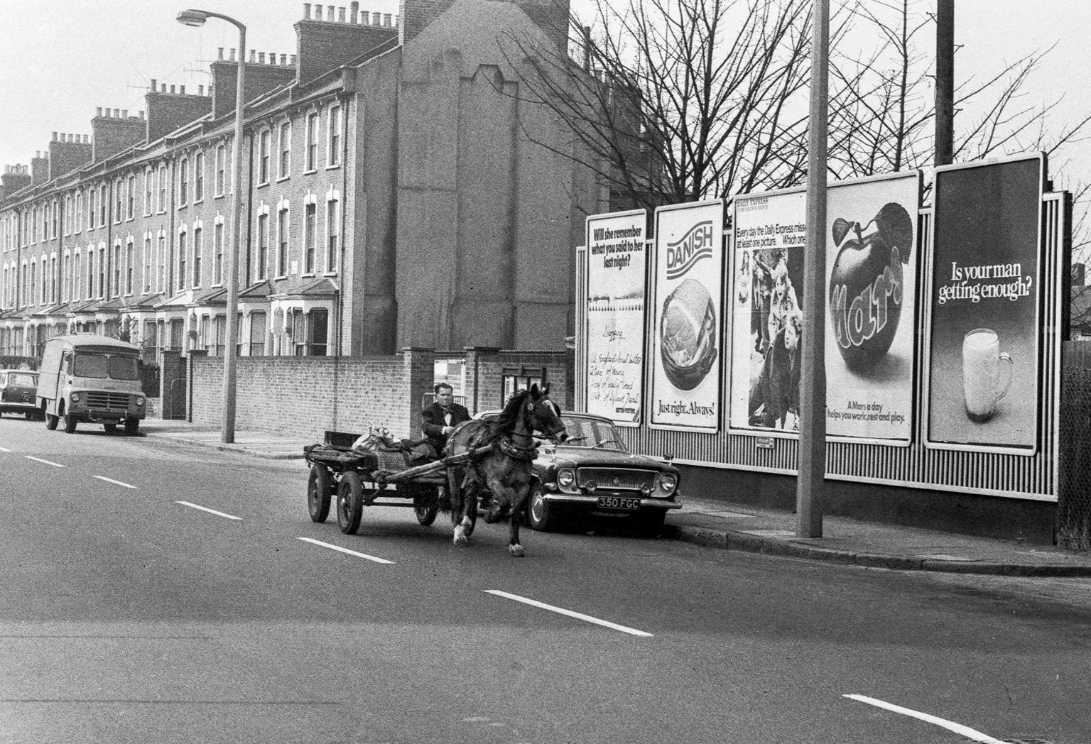 Graham Road, 1971