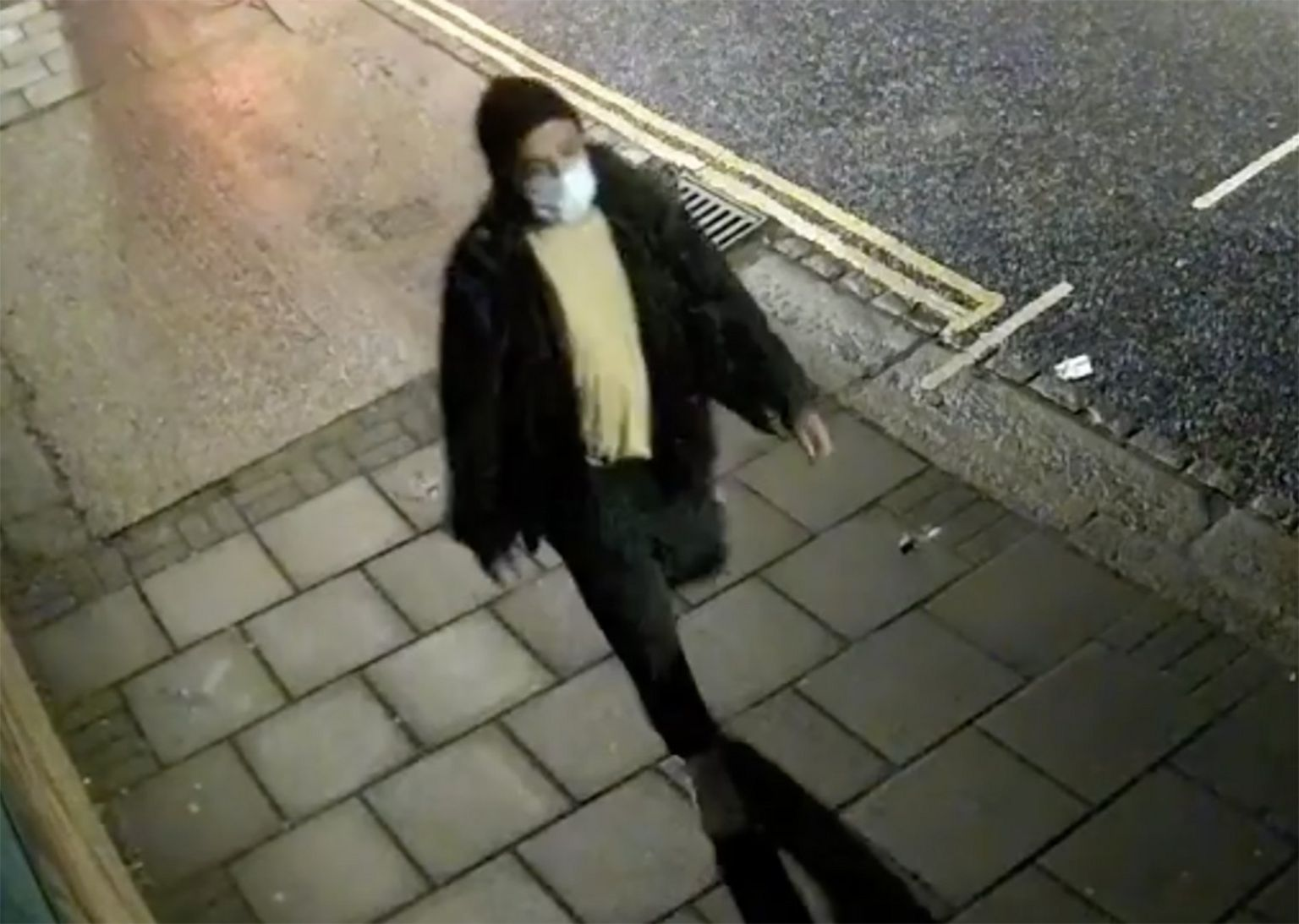 Suspect wanted by police