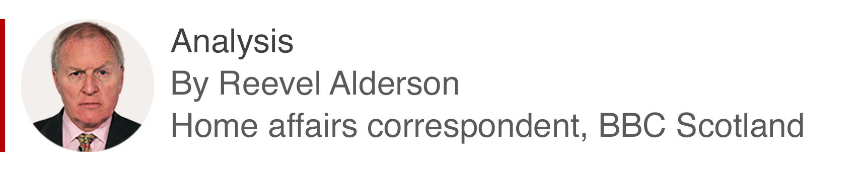 Analysis box by Reevel Alderson, home affairs correspondent