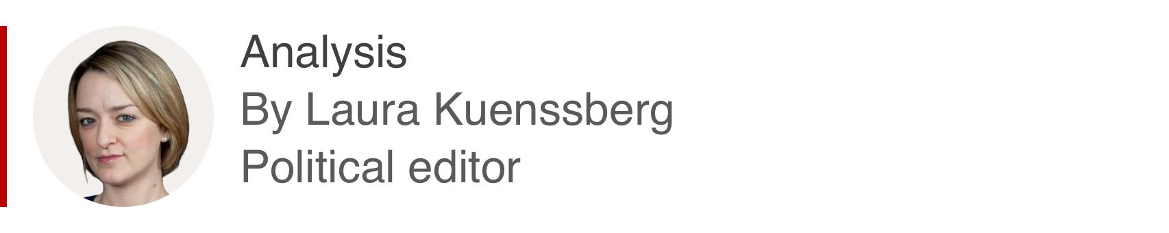 Analysis by Laura Kuenssberg, political editor