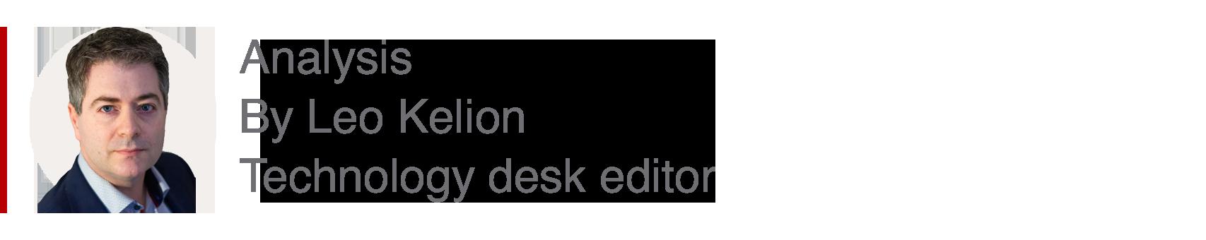 Analysis box by Leo Kelion, Technology desk editor