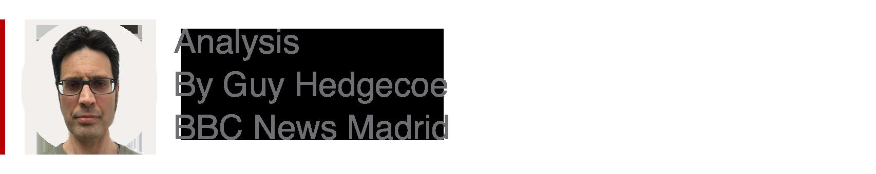 Analysis box by Guy Hedgecoe, BBC News Madrid
