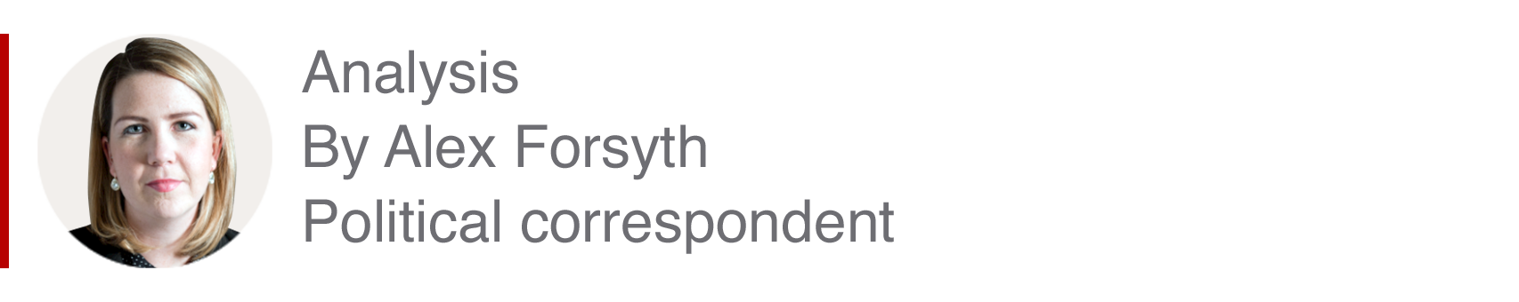 Analysis box by Alex Forsyth, political correspondent