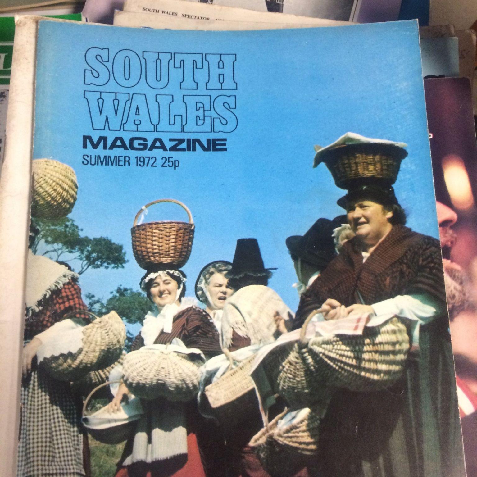 Clawr South Wales magazine