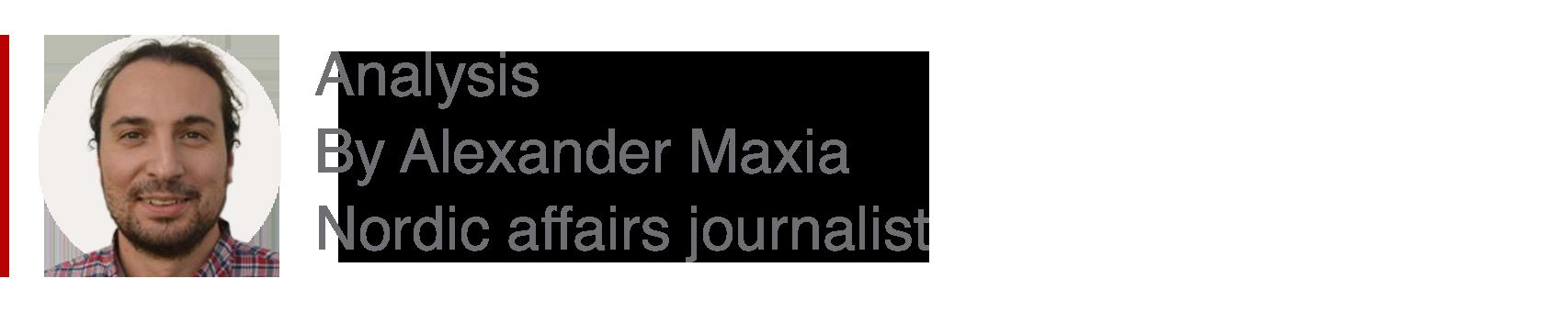 Alexander Maxia