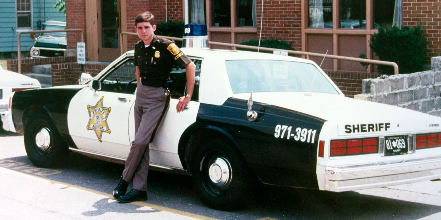 Paul Whelan was a US police officer when he was younger