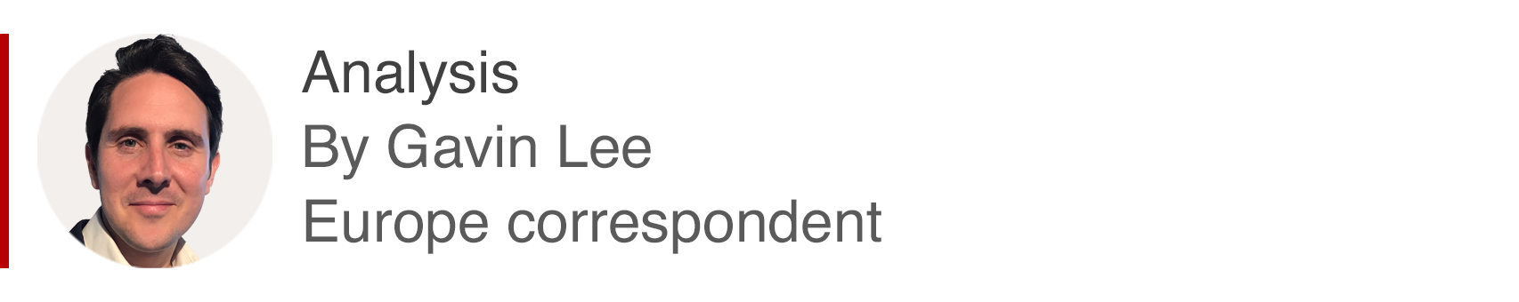 Analysis box by Gavin Lee, Europe correspondent