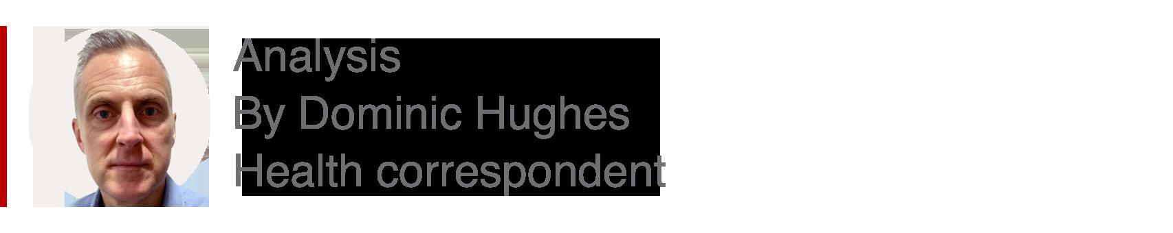 Analysis box by Dominic Hughes, health correspondent