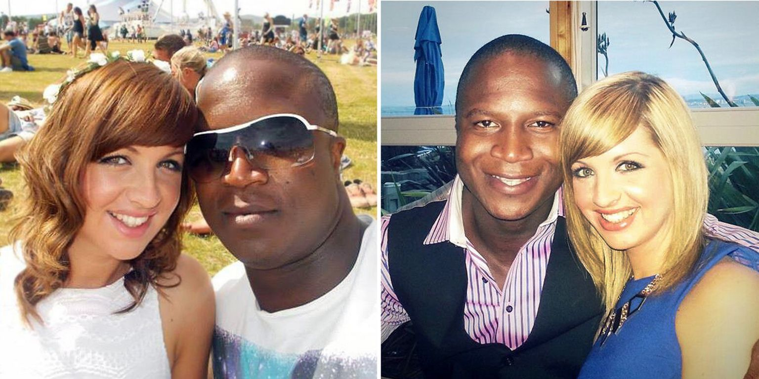 Collette Bell and Sheku Bayoh