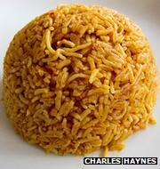 Traditional Jollof Rice